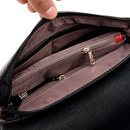 Bolso De Hombro De La Manera De Los Bolsos De LAIDAYE Bolso Femenino Bolso Bolso De Hombro Bolso 2