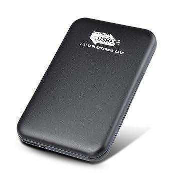 Type C USB3.1 SATA HDD Almacenamiento para PC Neeta Disco Duro Externo Port/átil 1TB Xbox One Windows Apple 1 TB, Azul Mac