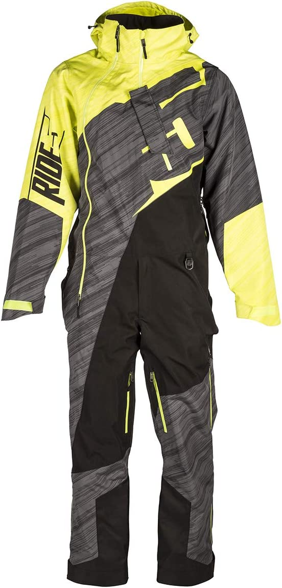 509 Allied Insulated Mono Suit Hi-Vis - Large