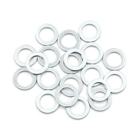 X AUTOHAUX Lot de 10 Joints de Bouchon de vidange 10 mm ID 16 mm OD.
