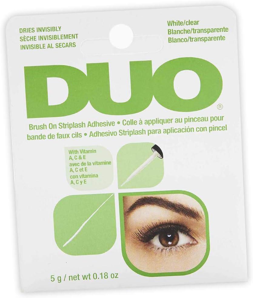 Ardell, Tratamiento para pestañas (DUO Brush On Strip Lash Adhesive Clear), 5 g