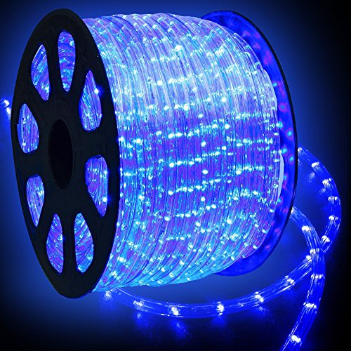 Spools Of Led Rope Lights