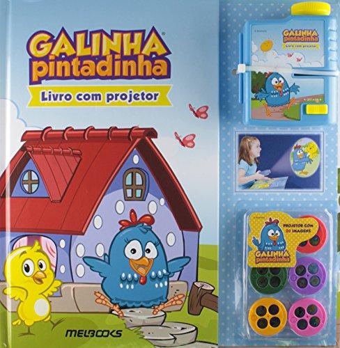 Livro Com Projetor Da Galinha Pintadinha (Em Portuguese do Brasil)