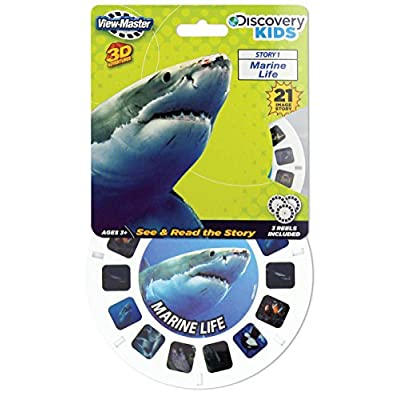 View Master Discovery Kids Marine Life: Toys & Games