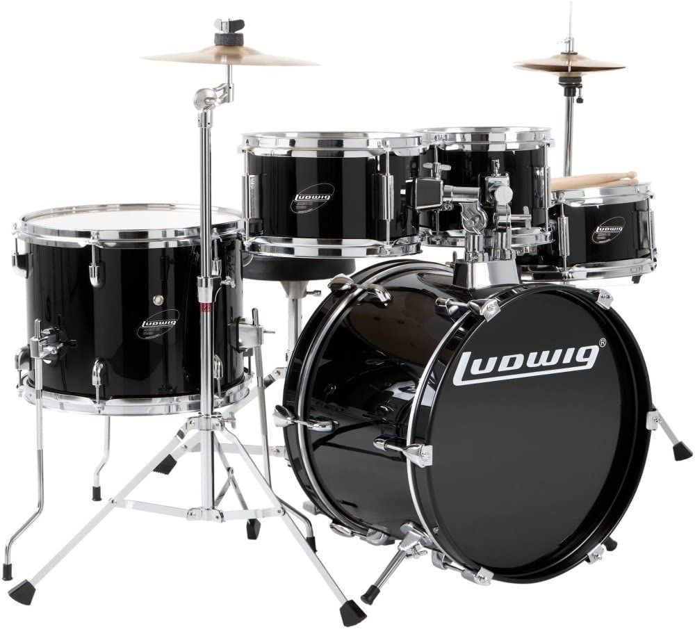 Ludwig Junior Drum Set