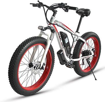 XXCY Bicicleta Eléctrica De Montaña 800w 15ah, 21 Velocidades ...