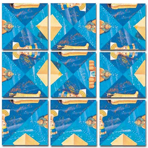 Scramble Squares: Ancient - Puzzles Egypt Ancient