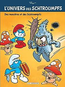 """Afficher """"Univers des Schtroumpfs (L') n° 4 Monstres et des schtroumpfs (Des)"""""""