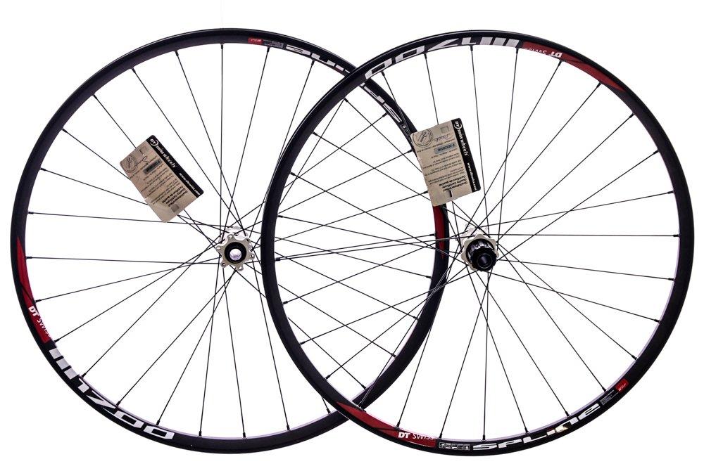 DT Swiss 26'' M1700 Spline MTB Bike Wheelset Tubeless 15mm/12mm Shimano/SRAM NEW