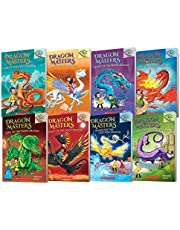 Dragon Masters Collection: Books 1-8