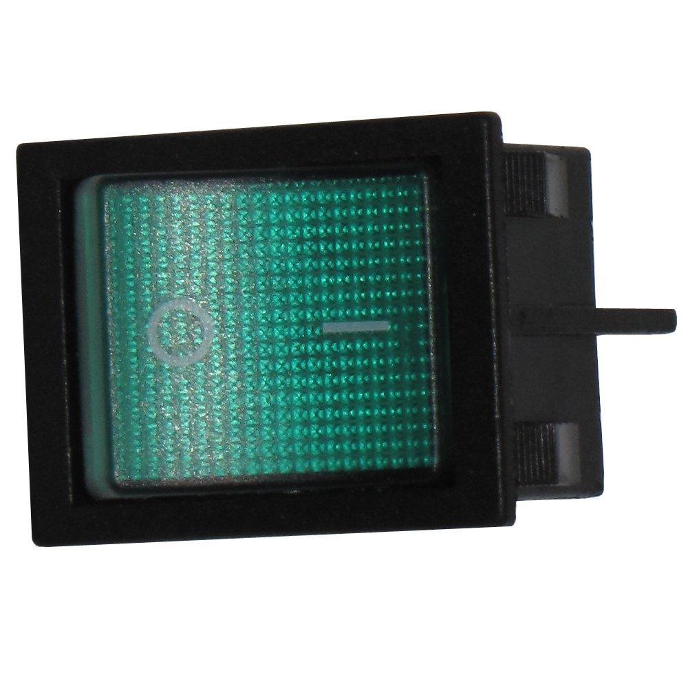 Interruptor verde 30x22 - PANAROLA/INFRICO/JOCAFRI/DOSILET/LOVI: Amazon.es: Industria, empresas y ciencia