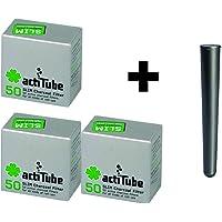 actiTube - Juego de filtros de carbón activo