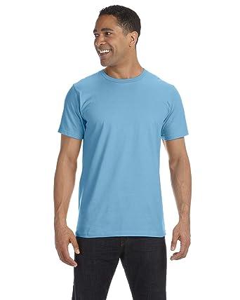 Ringspun T Shirt >> Anvil Mens Ringspun T Shirt Amazon Co Uk Clothing