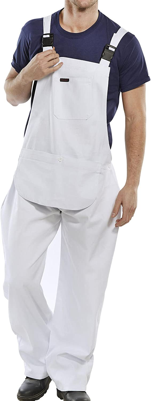 B-Click Workwear Painters Bib /& Brace