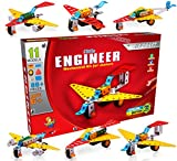Little Engineer, Mechanical Kit for Juniors - Air Craft - Age 6+