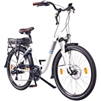 NCM Munich Bicicletta elettrica da Città, 250W, Batteria 36V 13Ah 468Wh