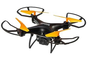 GOCLEVER Sky Tracker FPV dron con cámara Cuadricóptero Negro 4 ...