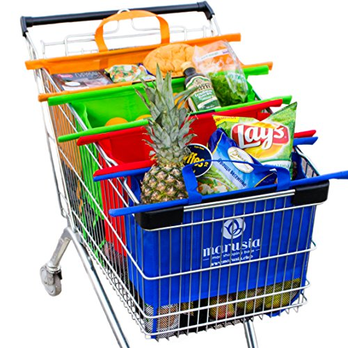 Trolley Cart Shopping Bags: Amazon.com