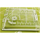 YICBOR Slide Cover Plate #750036012 for Janome, Kenmore, Elna, Viking and Other Machines