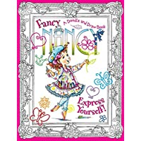 Fancy Nancy: Express Yourself! A Doodle and Draw Book