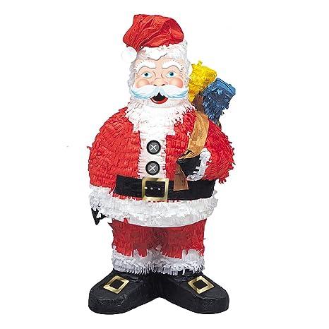 Christmas Pinata.Santa Christmas Pinata