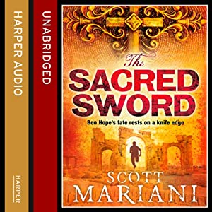 The Sacred Sword Hörbuch