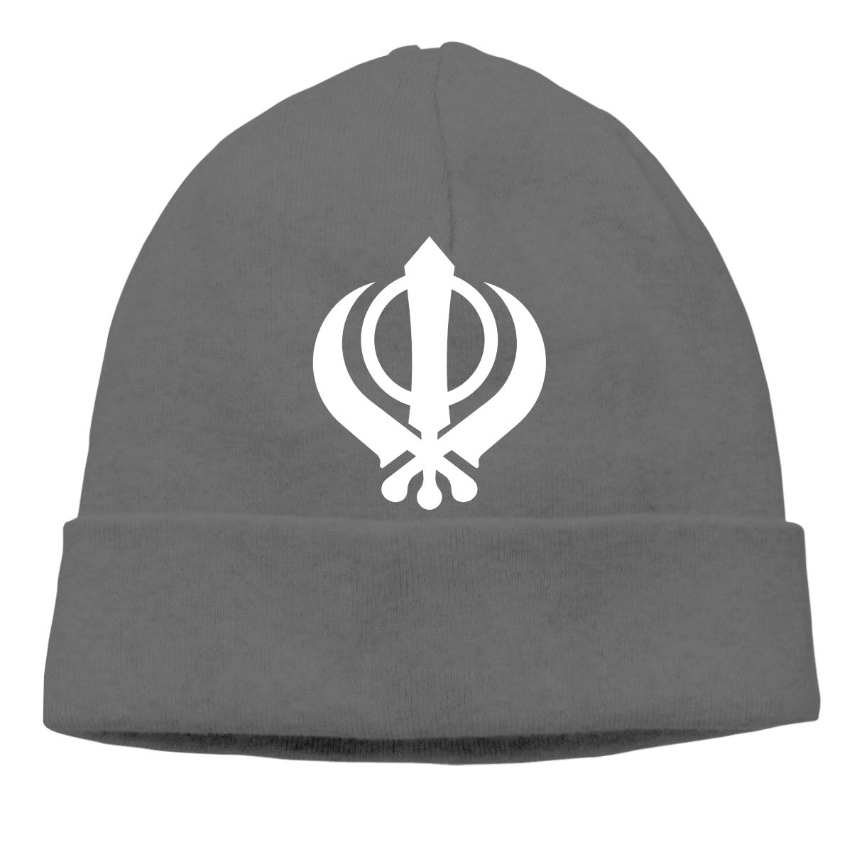FORDSAN CP Sikh Mens Beanie Cap Skull Cap Winter Warm Knitting Hats.