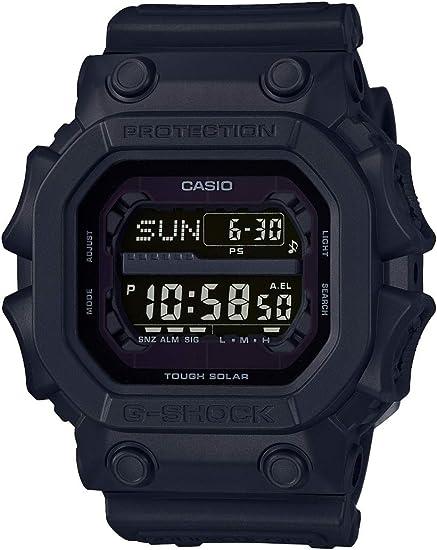 Casio G-SHOCK Reloj Digital, Reloj radiocontrolado y solar, 20 BAR ...
