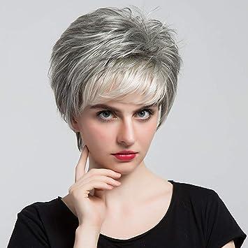 Grauen haaren kurzhaarfrisuren frauen mit 60 wunderschöne