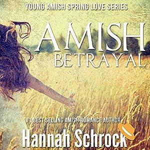 Amish Betrayal Audiobook