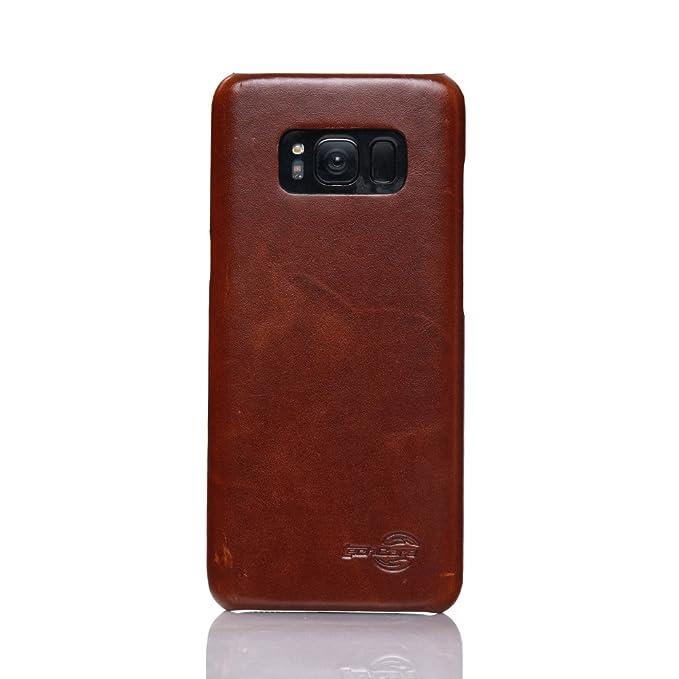 official photos 87a84 53507 Amazon.com: Samsung Galaxy S8 Back Cover Case, TechCare Genuine ...