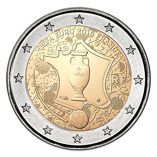 Frankreich - 2 Euro Gedenkmünze 2016