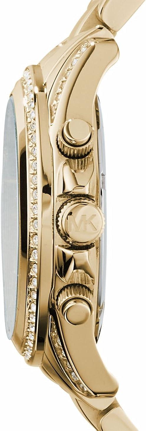 Michael Kors Reloj analogico para Mujer de Cuarzo con Correa en Acero Inoxidable SO-1643-LQ: Michael Kors: Amazon.es: Relojes