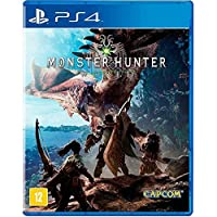 Monster Hunter Word Br - 2018 - PlayStation 4