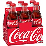 Coca-Cola Soda Soft Drink, 8 fl oz, 6 Pack