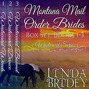Montana Mail Order Bride Box Set Audiobook