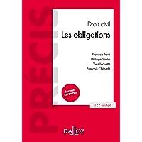 Droit civil Les obligations - 12e éd.