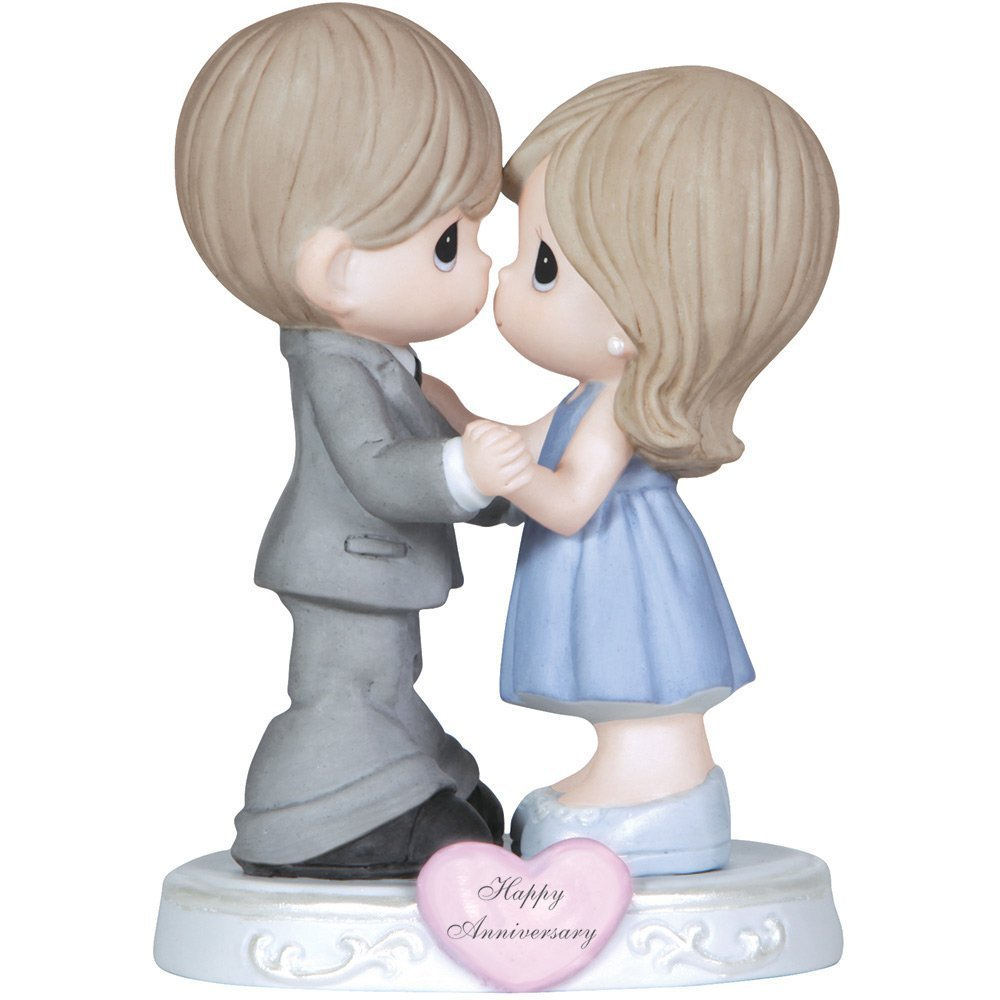 Precious Moments,  Through The Years, Bisque Porcelain Figurine, 123019