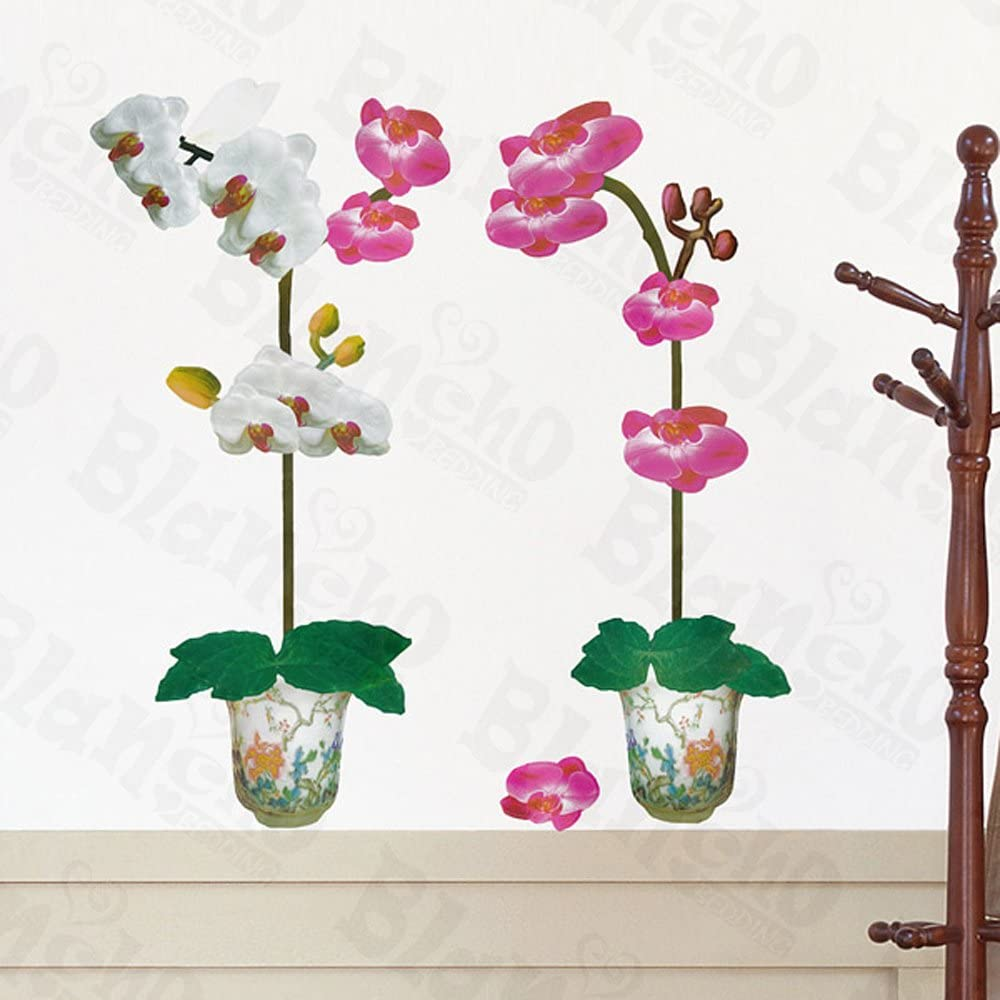 Elegant Garden - Wall Decals Stickers Appliques Home Decor