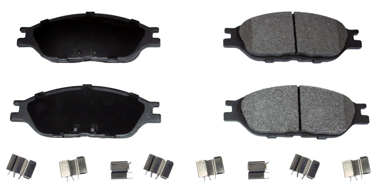 Monroe FX803 ProSolution Semi-Metallic Brake Pad