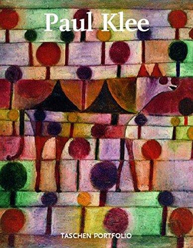 Klee (Taschen Portfolio) (German, English, French, Spanish and Japanese Edition) PDF