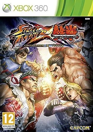 Street Fighter X Tekken: Amazon.es: Videojuegos