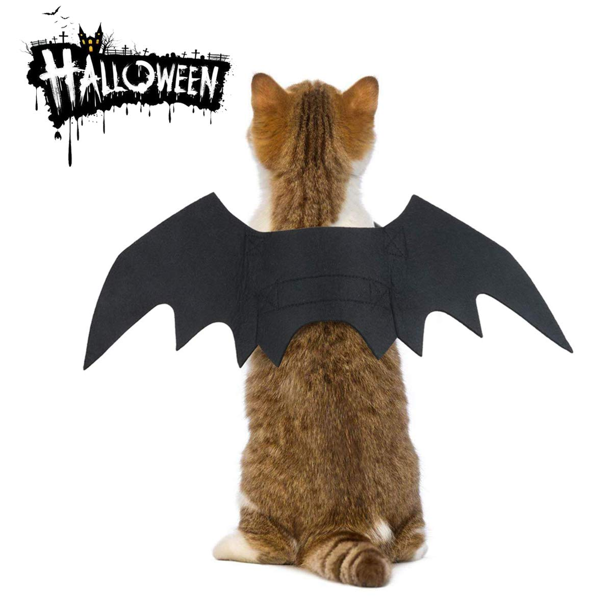 ZHAZA Disfraz De Mascota De Halloween, Cosplay De Alas De ...
