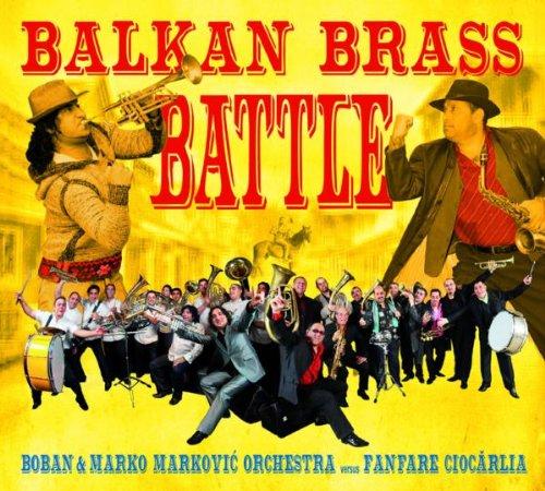 Fanfare Brass - Balkan Brass Battle