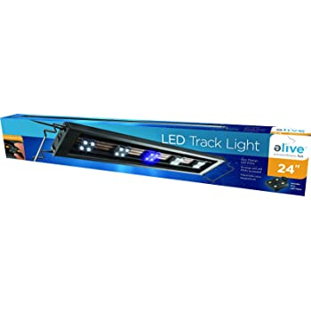 Amazon Com Elive Track Light Led Aquarium Fish Tank Hood