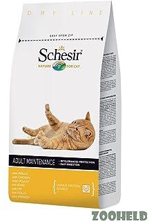 Schesir gato pienso 10 kg mantenimiento pollo