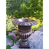 Oakland Living Grecian Urn, 24-Inch, Antique Bronze