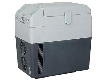 Kühlschrank Für Auto Mit Kompressor : Prime tech kompressor kühlbox 30 liter 12 24 volt kühlung bis 19