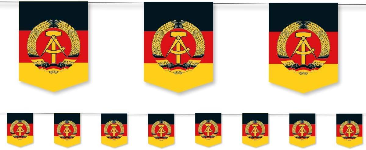 Wimpel-Girlande DDR