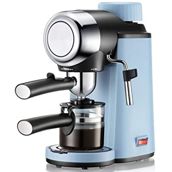 Simple-Coffee Máquina De Café De Oficina En Casa Máquina De Café Eléctrico Puede Jugar Leche Espuma Filtro De Alta Presión De Extracción De Café Máquina: ...